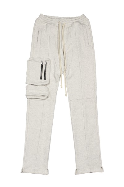 20 CLOUD SWEAT PANTS_ASH GRAY
